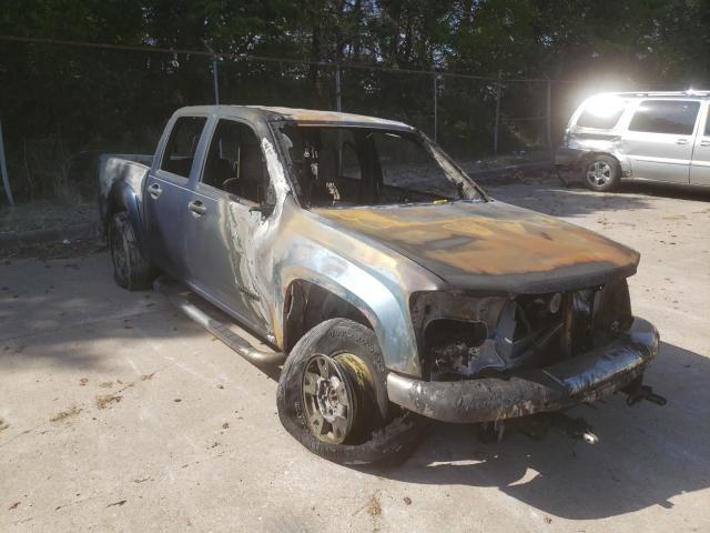 Salvage cars for sale from Copart Eldridge, IA: 2004 Chevrolet Colorado