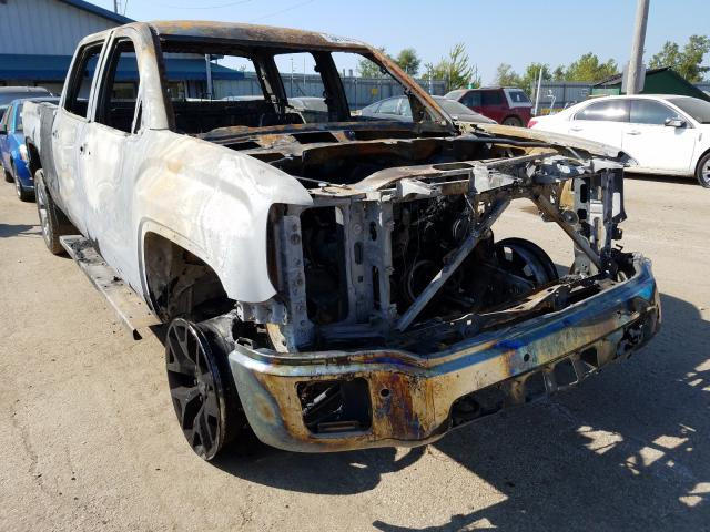 Salvage cars for sale from Copart Pekin, IL: 2014 GMC Sierra K15