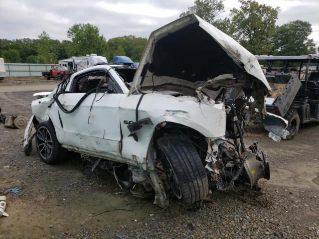 Salvage cars for sale from Copart Conway, AR: 2011 Ford Mustang GT