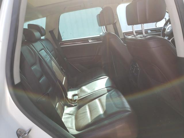 2011 VOLKSWAGEN TOUAREG V6 WVGFF9BP0BD007528