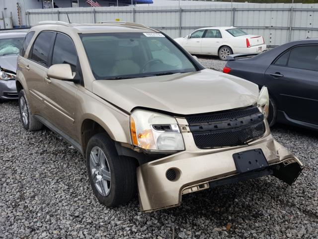Chevrolet Equinox LT salvage cars for sale: 2008 Chevrolet Equinox LT