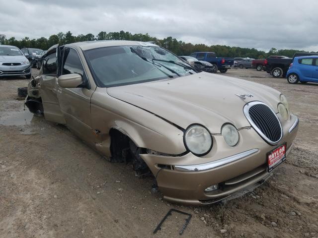 Jaguar salvage cars for sale: 2001 Jaguar S-Type