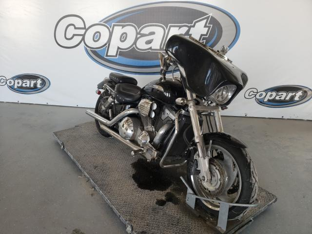 Salvage cars for sale from Copart Haslet, TX: 2002 Honda VTX1800 C