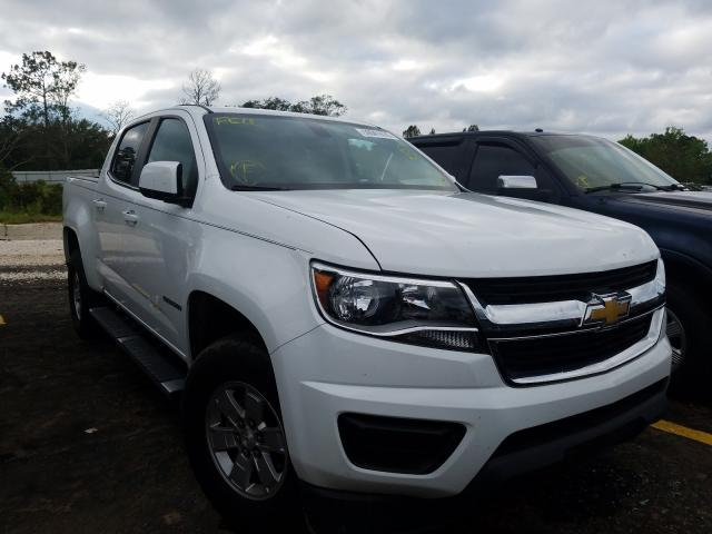 Chevrolet salvage cars for sale: 2016 Chevrolet Colorado