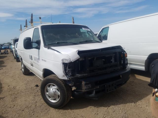 Ford E250 salvage cars for sale: 2012 Ford E250