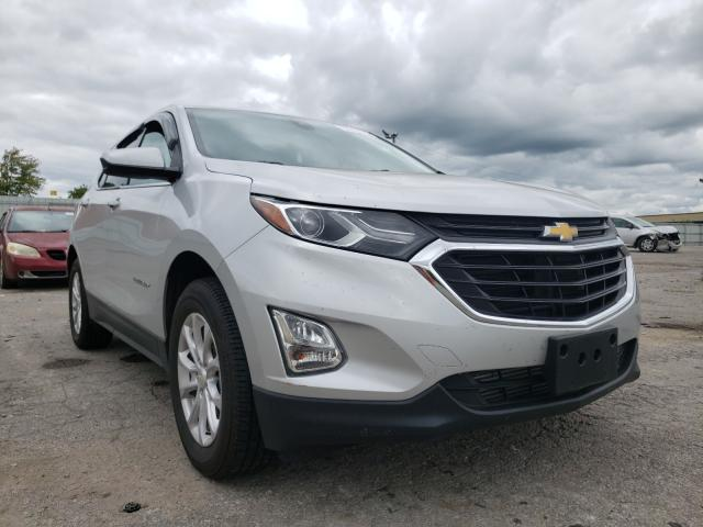 Chevrolet salvage cars for sale: 2020 Chevrolet Equinox LT