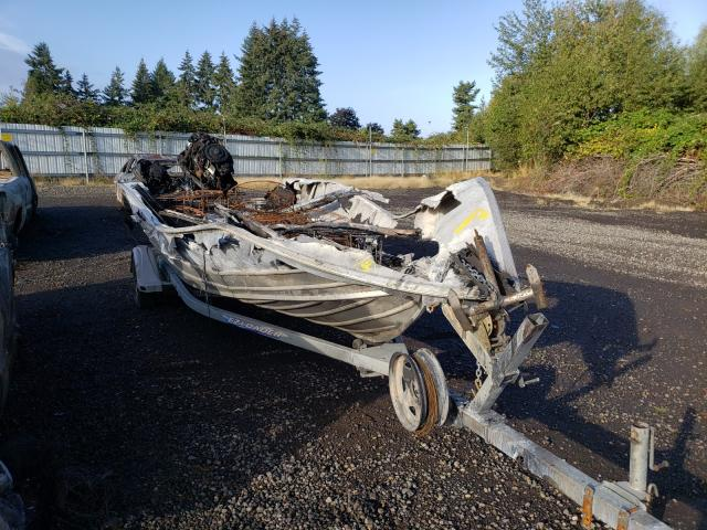 Salvage cars for sale from Copart Woodburn, OR: 2010 Baja Boatw TRL