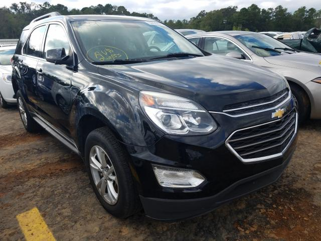 2017 Chevrolet Equinox LT en venta en Eight Mile, AL