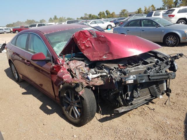 Salvage cars for sale from Copart Bridgeton, MO: 2016 Hyundai Sonata SE