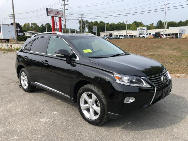 Lexus RX 350 Base salvage cars for sale: 2013 Lexus RX 350 Base