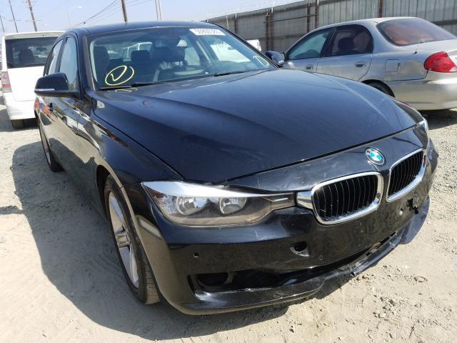 BMW salvage cars for sale: 2014 BMW 328 D