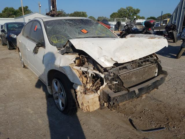 Salvage cars for sale from Copart Wichita, KS: 2008 Nissan Altima 3.5