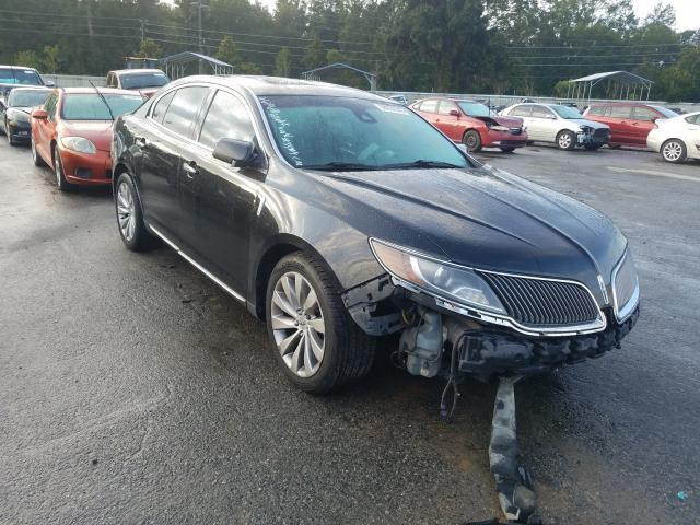 Lincoln salvage cars for sale: 2013 Lincoln MKS