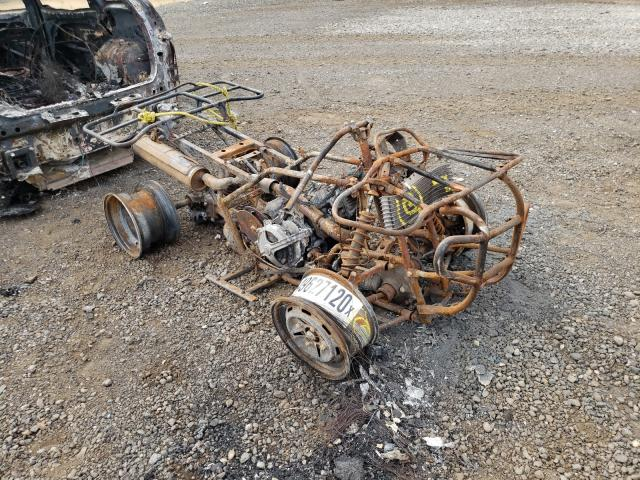 Salvage cars for sale from Copart Woodburn, OR: 2014 Yamaha YFM350 FWA