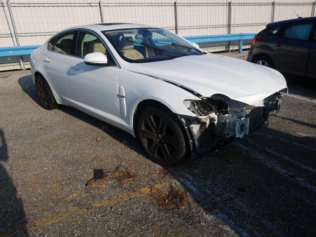 Jaguar XF salvage cars for sale: 2011 Jaguar XF