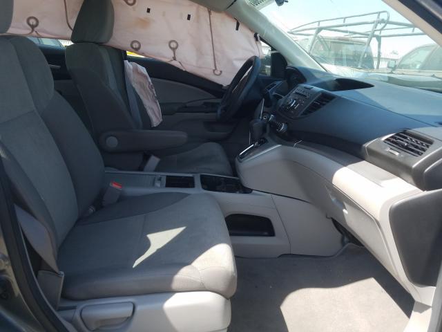 пригнать из сша 2014 Honda Cr-V Lx 2.4L 2HKRM4H32EH615709