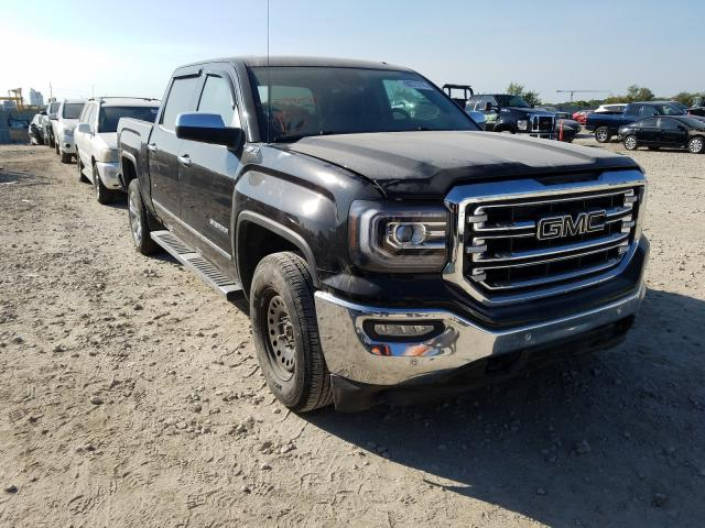 Salvage cars for sale from Copart Kansas City, KS: 2018 GMC Sierra K15