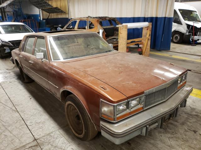 Cadillac Seville salvage cars for sale: 1978 Cadillac Seville