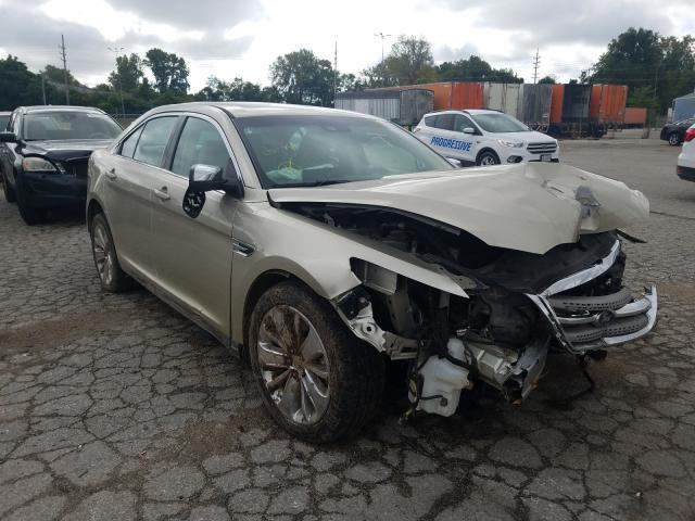 Salvage cars for sale at Bridgeton, MO auction: 2011 Ford Taurus LIM