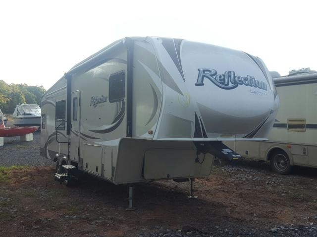 Salvage cars for sale from Copart York Haven, PA: 2015 Gran 5th Wheel