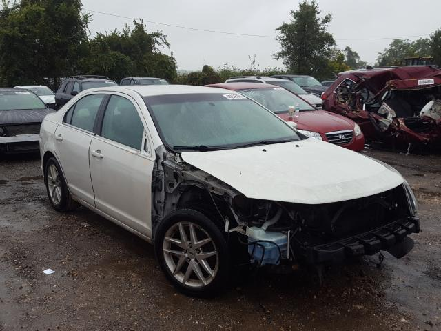 Ford Fusion SEL salvage cars for sale: 2010 Ford Fusion SEL