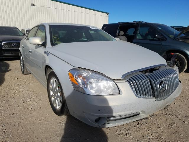 Buick salvage cars for sale: 2010 Buick Lucerne CX