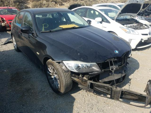 Salvage cars for sale from Copart Reno, NV: 2009 BMW 328 I Sulev