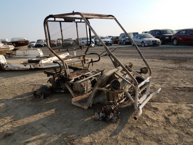 Salvage cars for sale from Copart Martinez, CA: 2001 Kawasaki KAF300 C
