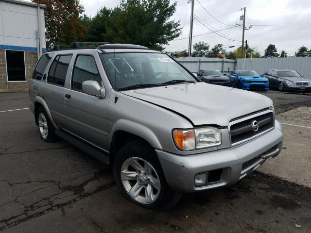 Salvage cars for sale from Copart New Britain, CT: 2002 Nissan Pathfinder