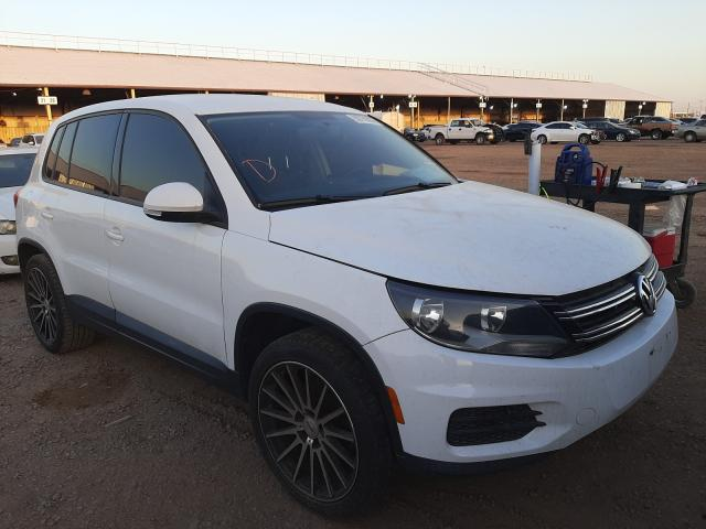 2012 Volkswagen Tiguan S for sale in Phoenix, AZ