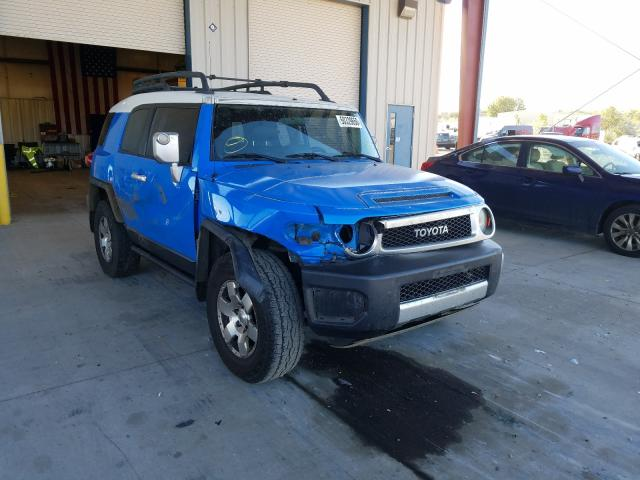 Toyota salvage cars for sale: 2007 Toyota FJ Cruiser