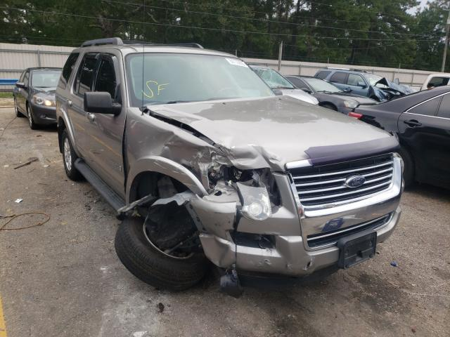 Salvage cars for sale from Copart Eight Mile, AL: 2008 Ford Explorer X