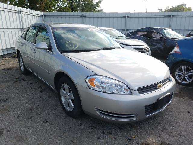 Salvage cars for sale from Copart West Mifflin, PA: 2008 Chevrolet Impala LS