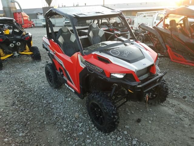 Salvage cars for sale from Copart Louisville, KY: 2019 Polaris General 10