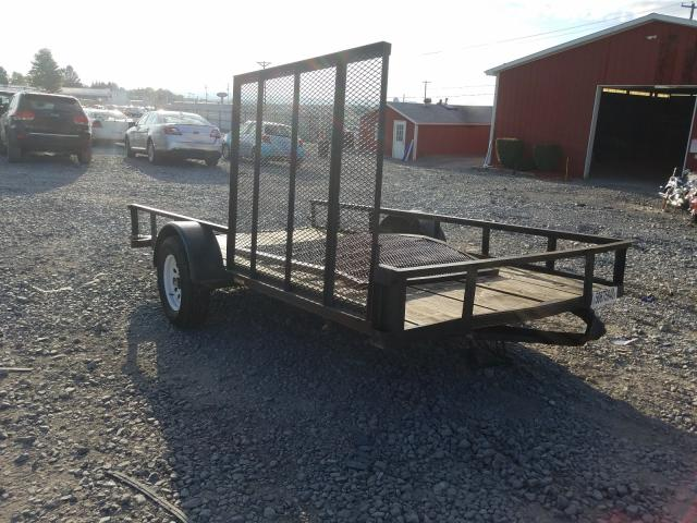 Salvage cars for sale from Copart Ebensburg, PA: 2009 Cargo Trailer
