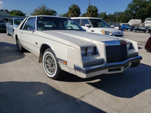 Chrysler Imperial salvage cars for sale: 1981 Chrysler Imperial
