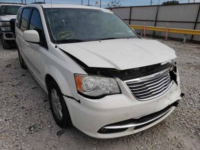 Salvage cars for sale from Copart Haslet, TX: 2013 Chrysler Town & Country