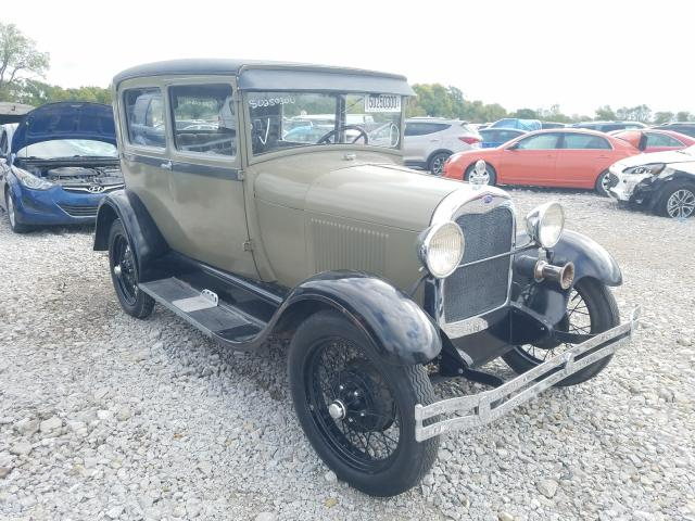 Ford Model A salvage cars for sale: 1928 Ford Model A