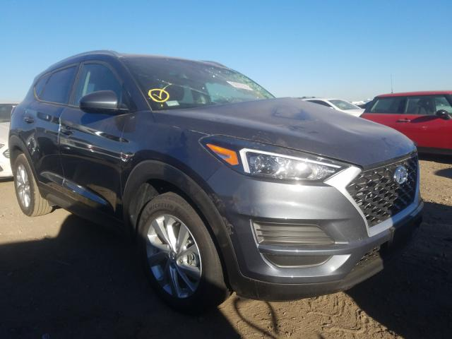 Hyundai salvage cars for sale: 2019 Hyundai Tucson Limited