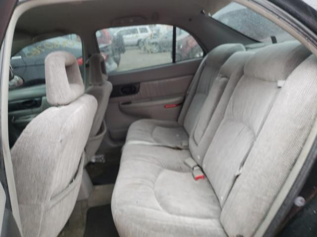 salvage title 2002 buick regal sedan 4d 3 8l for sale in indianapolis in 50880760 a better bid car auctions