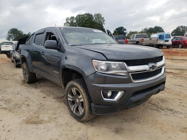 Vehiculos salvage en venta de Copart China Grove, NC: 2016 Chevrolet Colorado L