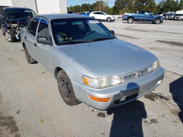 Salvage cars for sale from Copart Rogersville, MO: 1996 Toyota Corolla