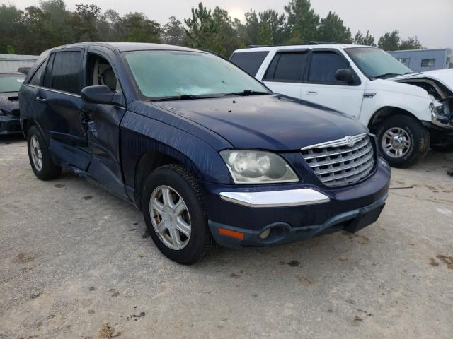 Chrysler Pacifica salvage cars for sale: 2005 Chrysler Pacifica