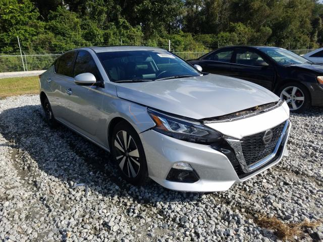 Salvage cars for sale from Copart Tifton, GA: 2019 Nissan Altima SL