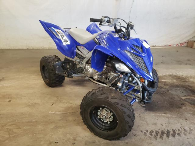 Salvage cars for sale from Copart Ebensburg, PA: 2020 Yamaha YFM