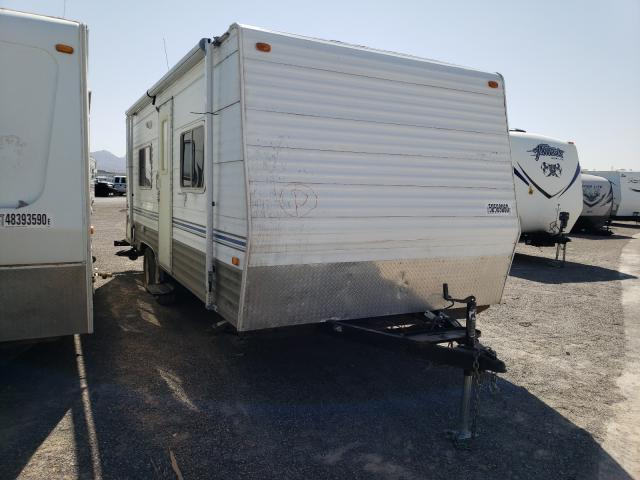 Salvage cars for sale from Copart Anthony, TX: 2005 Weekend Warrior Trailer