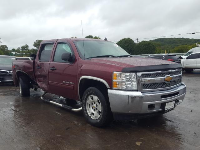 Salvage trucks for sale at Lebanon, TN auction: 2013 Chevrolet Silverado