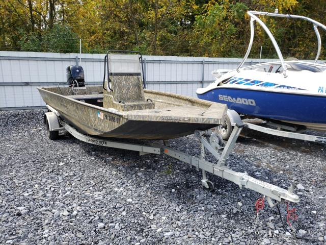 Salvage cars for sale from Copart Grantville, PA: 2018 Alumacraft Boat