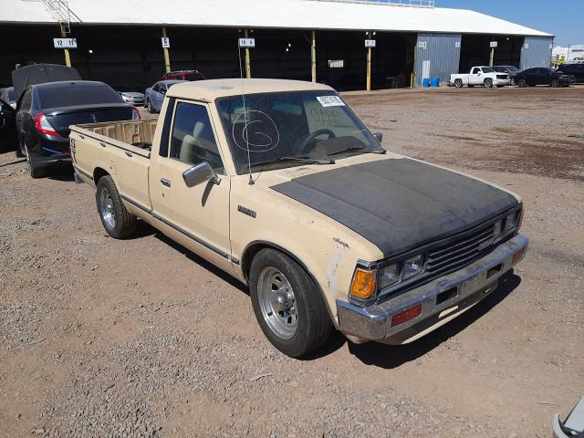 Datsun salvage cars for sale: 1984 Datsun 720 Long B