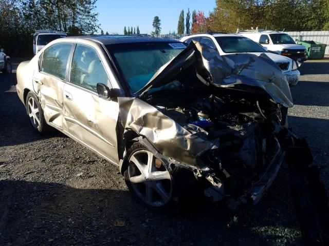 Salvage cars for sale from Copart Arlington, WA: 2003 Infiniti I35